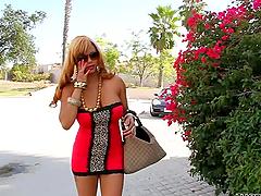 Glamorous Ebony Lavish Styles with Big..