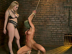 Fucked and Trained by Dominatrix