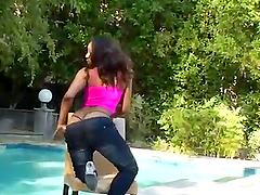 Booty Goddess Milana Milan Getting Her..