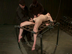 Incredible Extreme Bondage Action and..