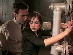 Sasha Grey loves being tortured and..