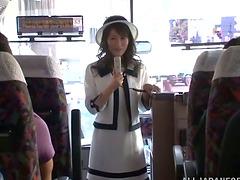 Kinky Kozue Hirayama gives a blowjob..