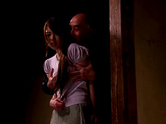 Yui Hatano gets her pussy fingered and..