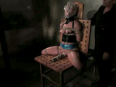 Extreme Toying and Torture in Bondage..
