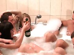 Hardcore beauties are having nice sex..