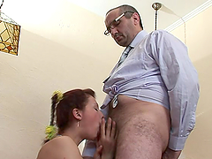Teacher-Student Sex with cutie getting..