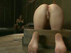 Booty lust Addison Heart gets her ass..