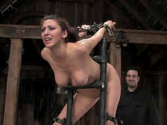 Bondage Fun Among Smoking Hot Babes