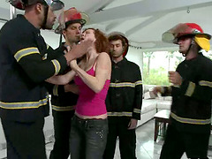 Redhead Slut Audrey Hollander..
