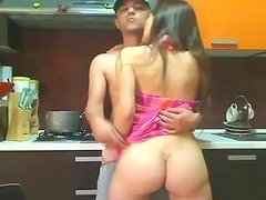 Hot Couple And Morning Quickie
