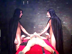 Hardcore satanic sex with perverted..