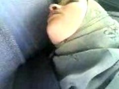 Hardcore Sex In The Car With Turkish Chick