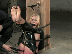 Kinky Ladies Are Tortured In A Hot..