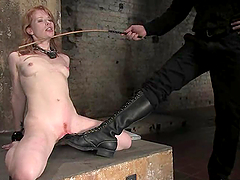 Madison Young enjoys being tortured..