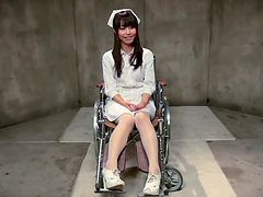 Nasty Asian nurse Marica Hase gets..