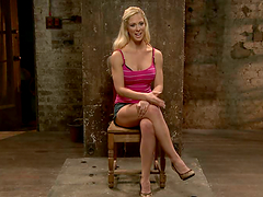 Cherie Deville gets tormented by a..