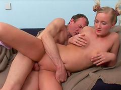 Incredible Sex With A Slutty Blonde..