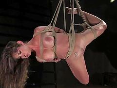 Felony gets her snatch toyed and..
