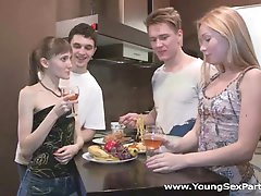 Young Sex Parties - Teen swingers fuck..