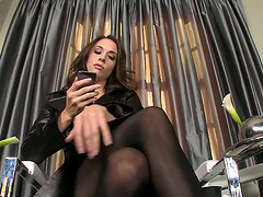Beautiful Chanel Preston gets nailed..