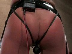 Hot Cecilia Vega gets tortured and..