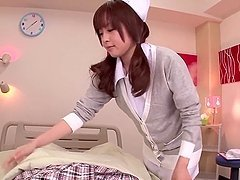 Hirono Imai the beautiful nurse..