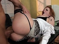 Breathtaking Euro Slut Tarra White..