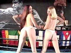 Alexia Riley and Katie Morgan in..