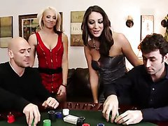 Poker Match Leads To a Swingers..