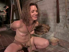 Sarah Shevon gets her pussy toyed and..