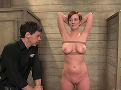 Cherry Torn feels glad to be fucked..