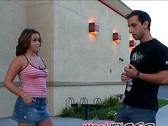 Big booty Kaci Starr gets her tight..