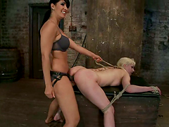 Cherry Torn Gets Fucked From Behind by..