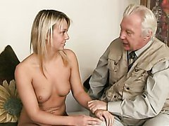 Kinky Blonde Gets Her Pussy Licked By..