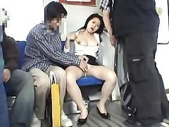 Japanese Babe Showing Her Wet Pussy In..
