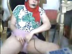 Arab Woman Masturbates In Front Of A..