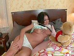 Spectacular Teen Fucked By Big Cock.