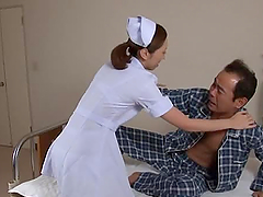 Yuri Kasiwa the nasty Japanese nurse..