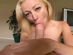 Some Delightful Milf Sucks Dick & Gets..