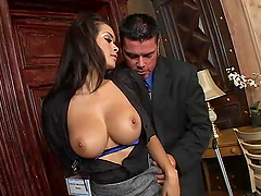 A Wild Hardcore Scene With The Hot..