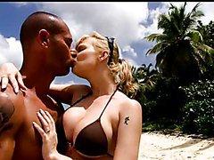 Big Tittied Blonde Tarra White Gets..