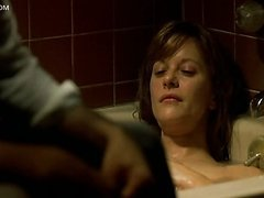 Foot Fetish With Meg Ryan In The Bath Tub