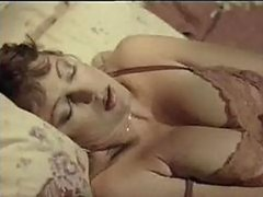 Classic MILF Masturbating with a Big..