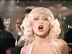 Christina Aguilera's Sexy Music Video..