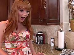 Marie McCray the naughty redhead girl..