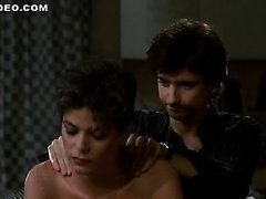 Massaging Sexy Linda Fiorentino