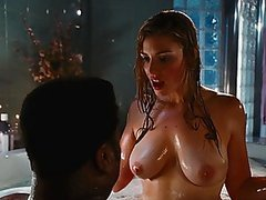 Insanely Sexy Jessica Pare Shows Her..