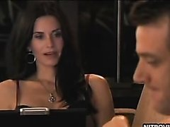 Courteney Cox In Lingerie Is Sexy