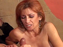 Naughty and nasty milf Mikela Kennedy..