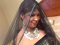 Sexy and lovely Indian babe is not..